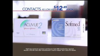 America's Best Contacts and Eyeglasses TV Spot For Two Pairs of Glasses  - Thumbnail 4