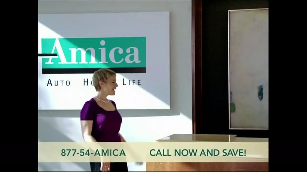 Amica mutual insurance company tv commercial for agent for Is amica insurance good