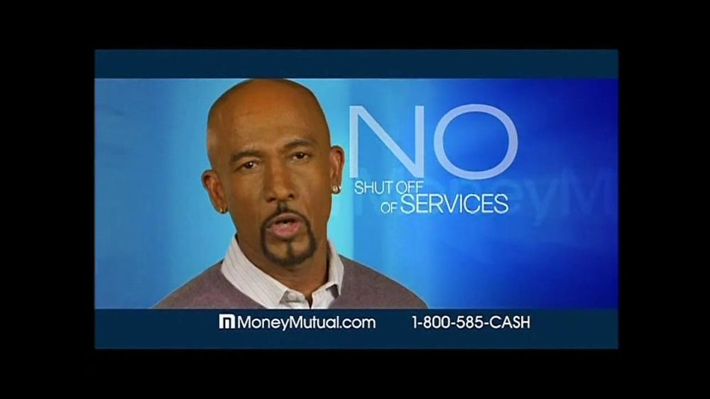 Money Mutual TV Spot For Short Term Cash Featuring Montel Williams