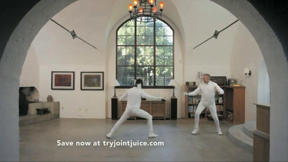 Joint Juice TV Spot Featuring Joe Montana - Screenshot 5
