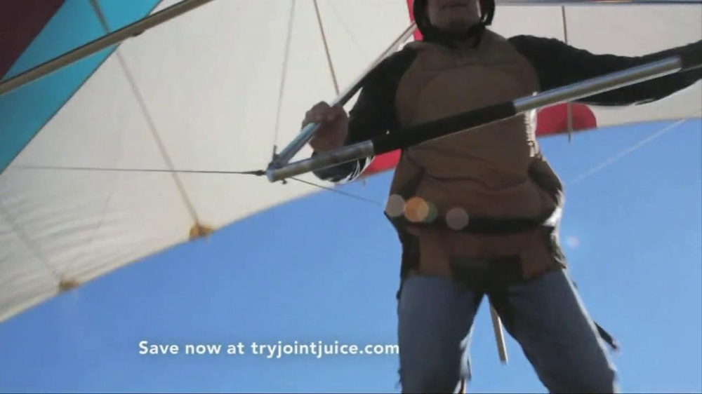 Joint Juice TV Spot Featuring Joe Montana - Screenshot 6
