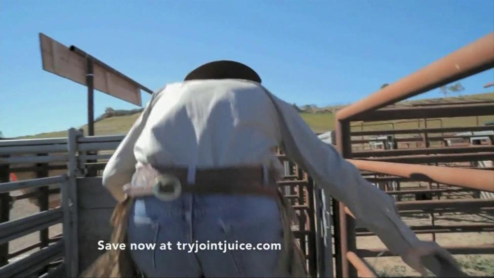 Joint Juice TV Spot Featuring Joe Montana - Screenshot 7