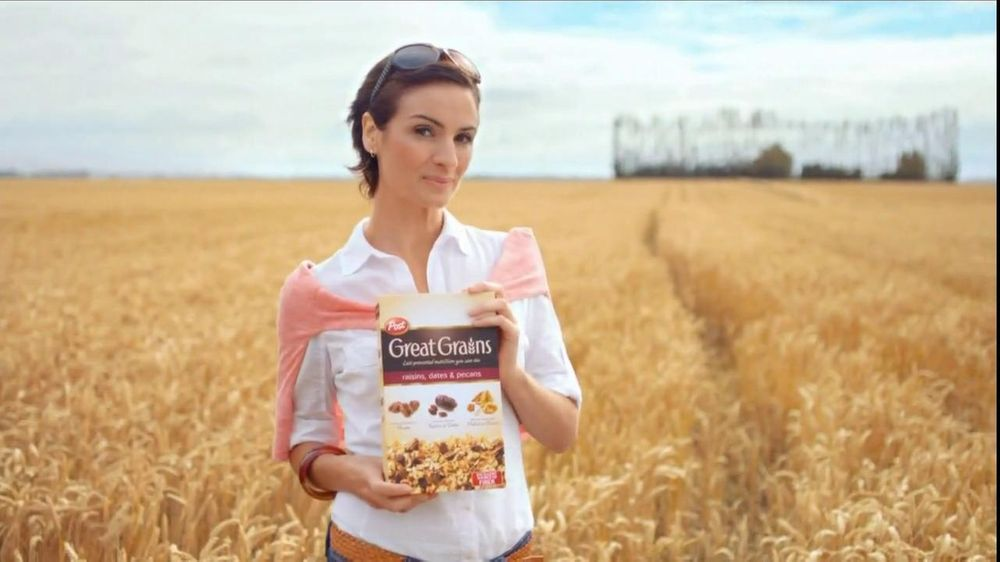 Great Grains TV Spot, 'Women' - Screenshot 8