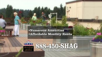 Senior Housing Assistance Group TV Spot For Arrowhead Gardens