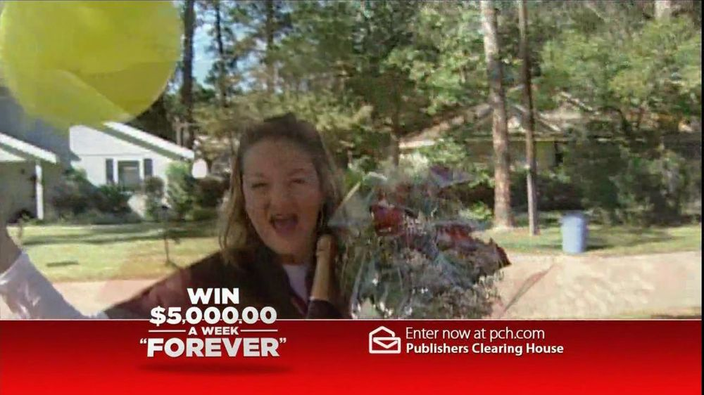Publisher's Clearinghouse Forever Prize TV Spot, 'Wouldn't it be Great' - Screenshot 3