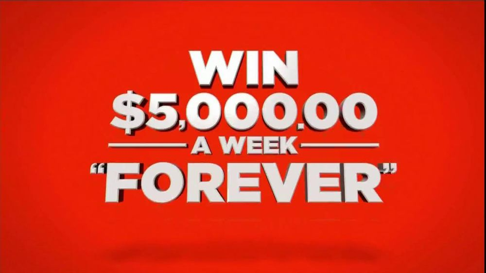 Publisher's Clearinghouse Forever Prize TV Spot, 'Wouldn't it be Great' - Screenshot 4