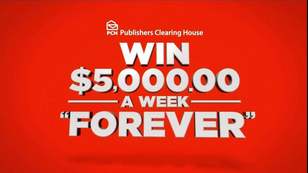Publisher's Clearinghouse Forever Prize TV Spot, 'Wouldn't it be Great' - Screenshot 5
