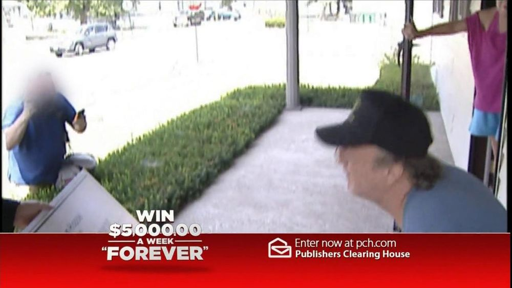 Publisher's Clearinghouse Forever Prize TV Spot, 'Wouldn't it be Great' - Screenshot 6