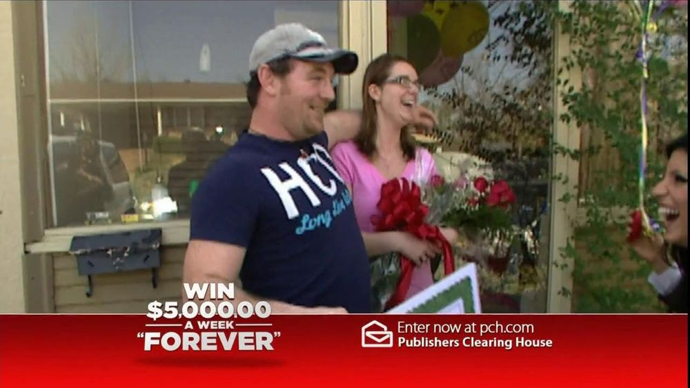 Publisher's Clearinghouse Forever Prize TV Spot, 'Wouldn't it be Great' - Screenshot 7