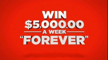 Publisher's Clearinghouse Forever Prize TV Spot, 'Wouldn't it be Great' - Thumbnail 4