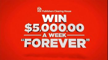 Publisher's Clearinghouse Forever Prize TV Spot, 'Wouldn't it be Great' - Thumbnail 5