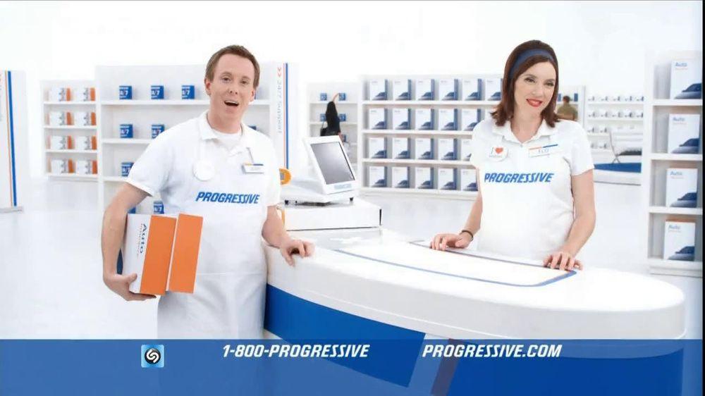 Progressive TV Commercial For Flobot is Broken - iSpot.tv