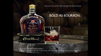 Crown Royal TV Spot For Black Whisky thumbnail