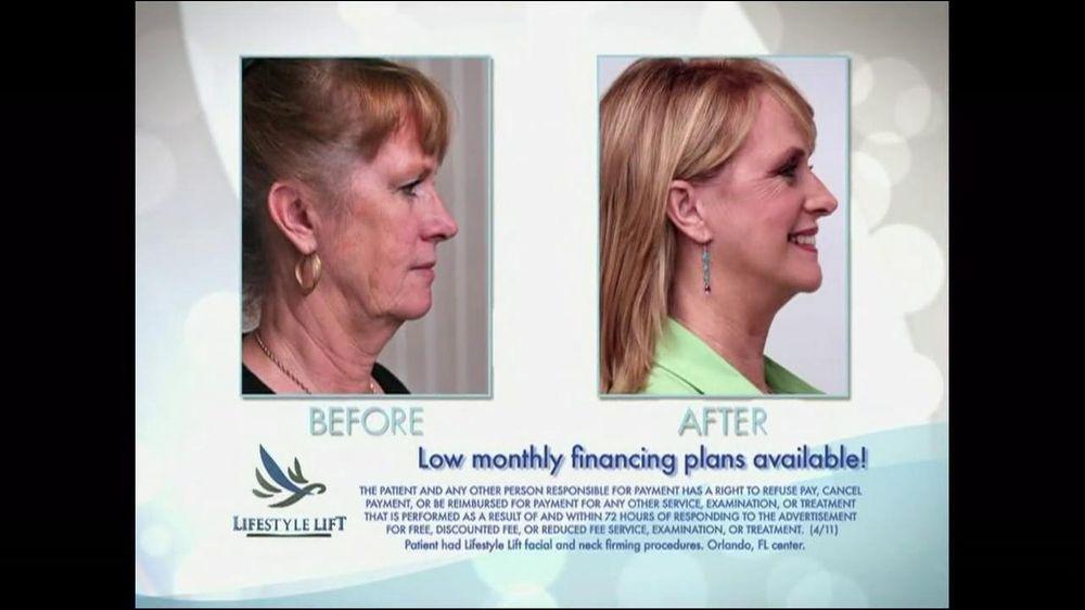 Lifestyle Lift TV Spot, 'Medical Procedures' Featuring Debby Boone - Screenshot 9