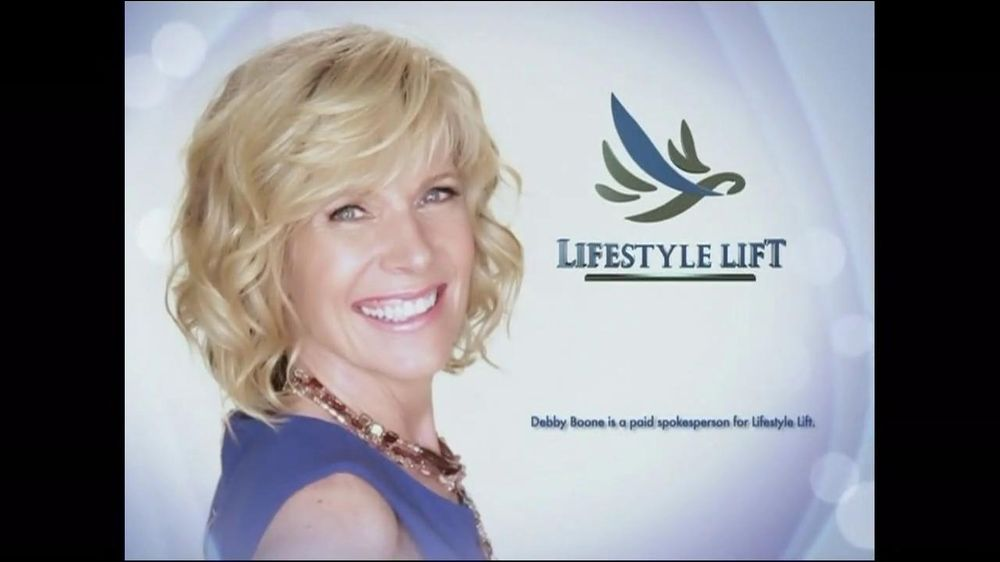 Lifestyle Lift TV Spot, 'Medical Procedures' Featuring Debby Boone - Screenshot 1