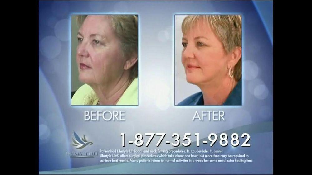 Lifestyle Lift TV Spot, 'Medical Procedures' Featuring Debby Boone - Screenshot 3