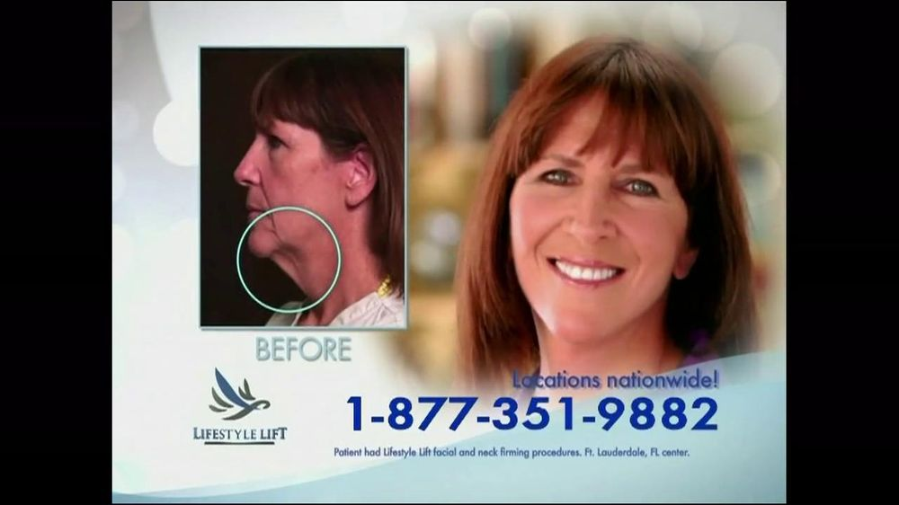 Lifestyle Lift TV Spot, 'Medical Procedures' Featuring Debby Boone - Screenshot 6