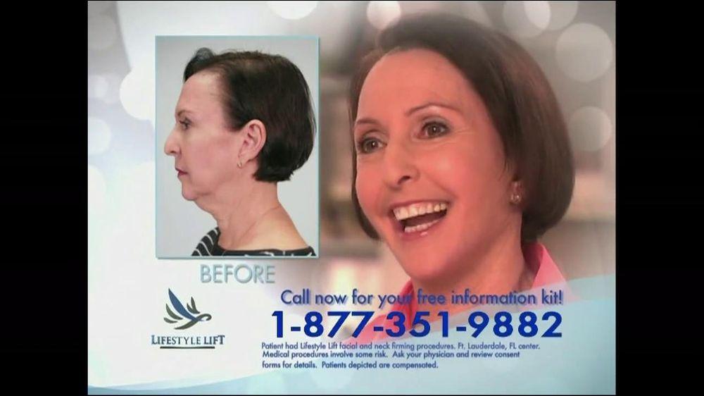 Lifestyle Lift TV Spot, 'Medical Procedures' Featuring Debby Boone - Screenshot 7