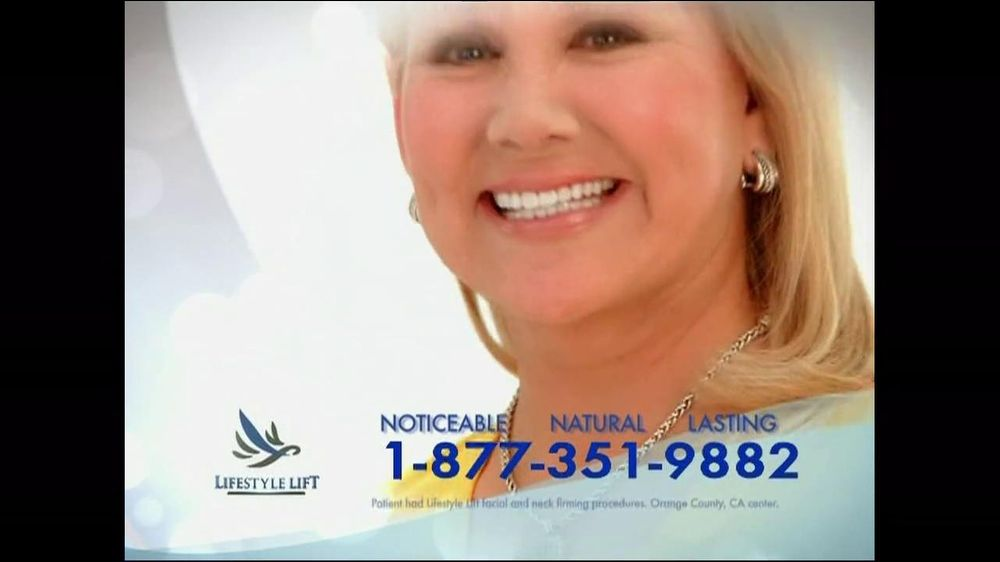 Lifestyle Lift TV Spot, 'Medical Procedures' Featuring Debby Boone - Screenshot 8