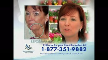 Lifestyle Lift TV Spot, 'Medical Procedures' Featuring Debby Boone - Thumbnail 5