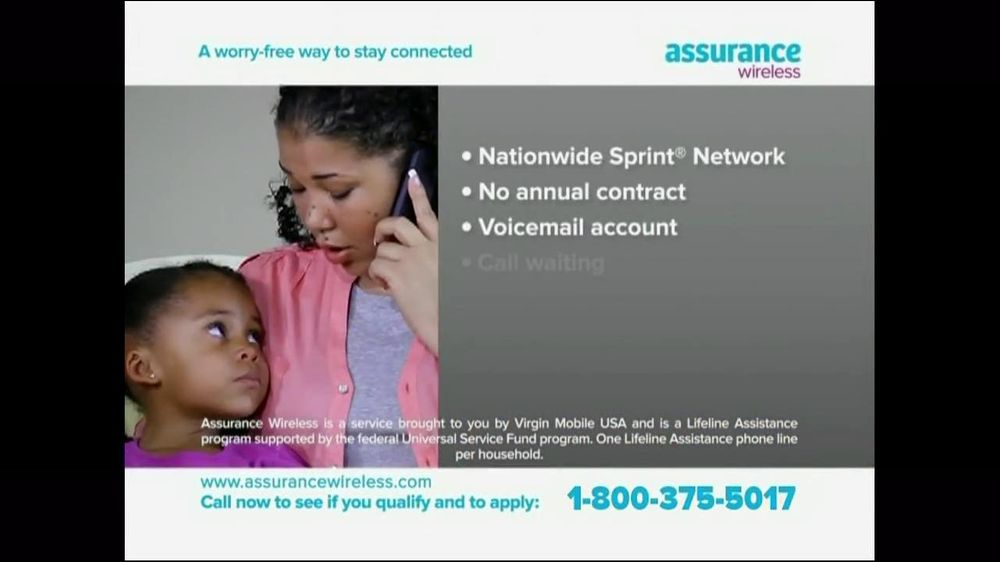 Summary of Assurance Wireless Customer Service Calls