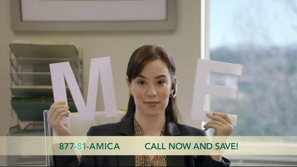 Amica Mutual Insurance Company TV Commercial For Insurance