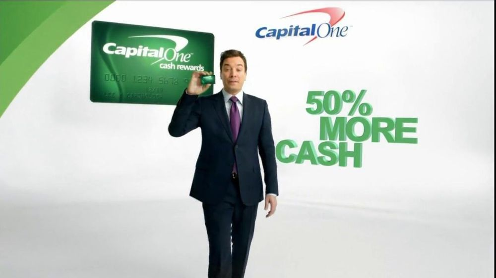 Capital One Cash Rewards, 'Baby Bear' Featuring Jimmy Fallon - Screenshot 1