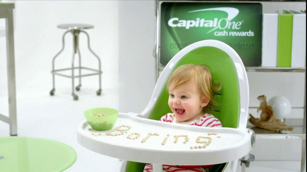 Capital One Cash Rewards, 'Baby Bear' Featuring Jimmy Fallon - Screenshot 8