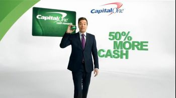 Capital One Cash Rewards, 'Baby Bear' Featuring Jimmy Fallon - Thumbnail 1