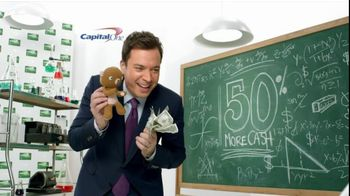 Capital One Cash Rewards, 'Baby Bear' Featuring Jimmy Fallon - Thumbnail 5