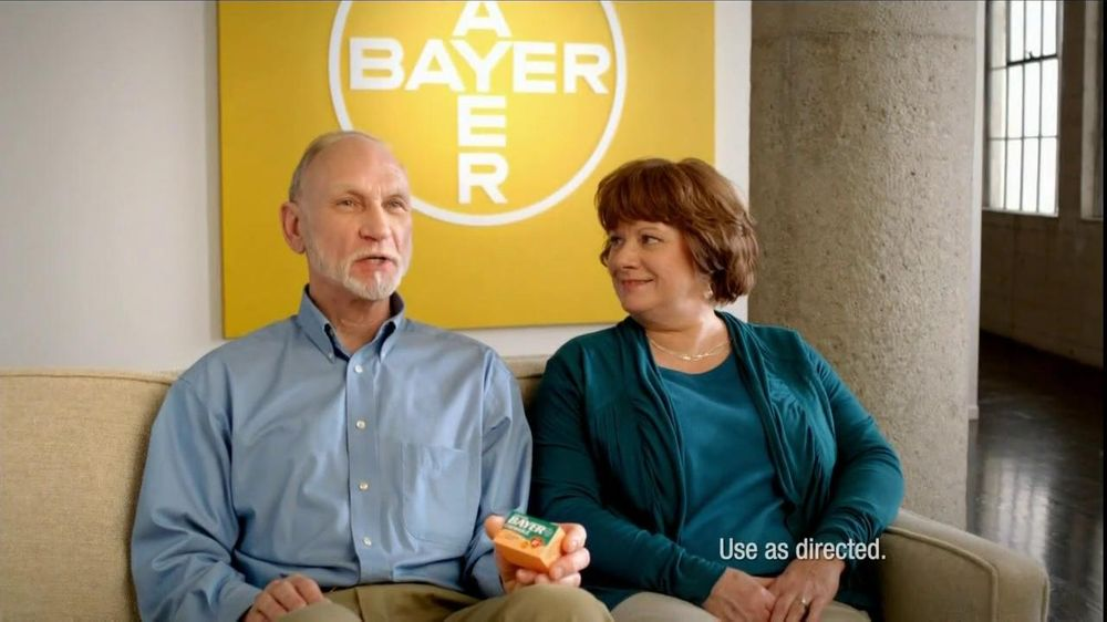 Bayer TV Spot For Aspirin Regimen Chewable - Screenshot 4