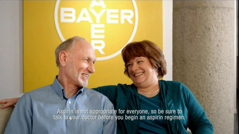 Bayer TV Spot For Aspirin Regimen Chewable - Screenshot 6