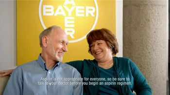 Bayer TV Spot For Aspirin Regimen Chewable - Thumbnail 6