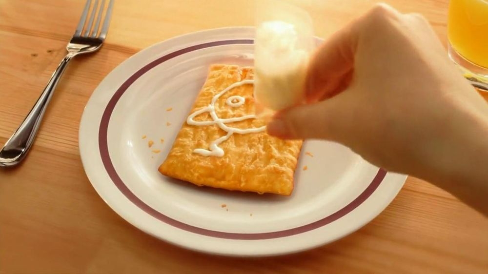Pillsbury Toaster Strudels TV Spot, 'Strudelmorphosis' - Screenshot 5