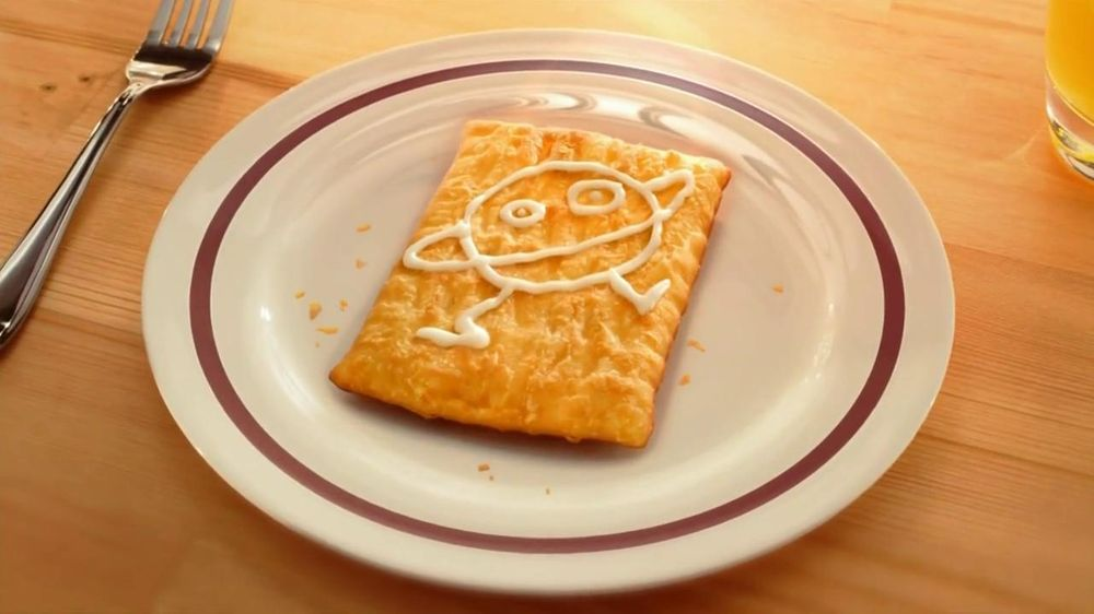 Pillsbury Toaster Strudels TV Spot, 'Strudelmorphosis' - Screenshot 6