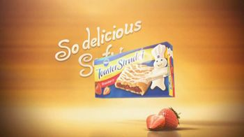 Pillsbury Toaster Strudels TV Spot, 'Strudelmorphosis' - Thumbnail 7