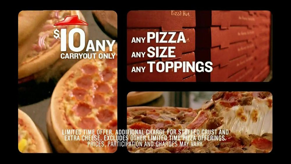 Pizza Hut is known for having some of the best deals out there, especially for Memorial Day! Click here for access to all of their early deals, sales, and discounts as soon as they're released. This coupon expired on 05/20/ CST/5(13).