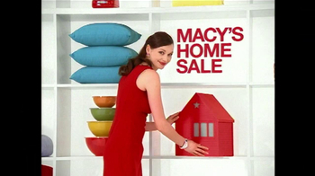 Macy's TV Spot For Macy's Home Sale