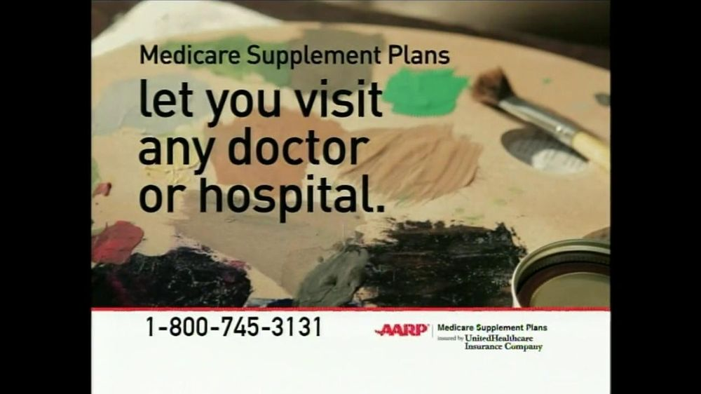 AARP Medicare Supplement Plans TV Spot - Screenshot 6