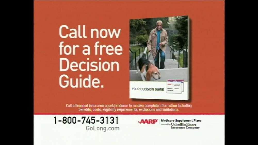 UnitedHealthcareAARP Medicare Supplement Plans TV Spot, 'We Can Help' - Screenshot 7