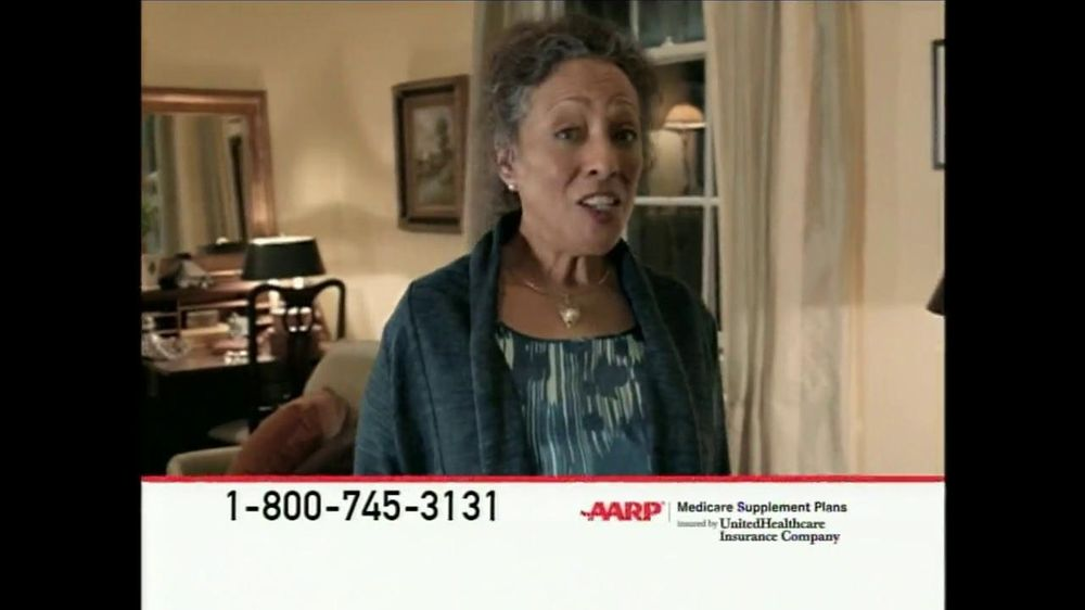AARP Medicare Supplement Plans TV Spot - Screenshot 8