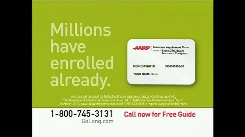 UnitedHealthcareAARP Medicare Supplement Plans TV Spot, 'We Can Help' - Screenshot 9