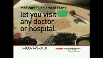 AARP Medicare Supplement Plans TV Spot - Thumbnail 6