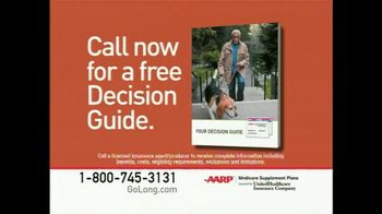AARP Medicare Supplement Plans TV Spot - Thumbnail 7