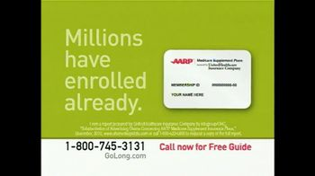 AARP Medicare Supplement Plans TV Spot - Thumbnail 9