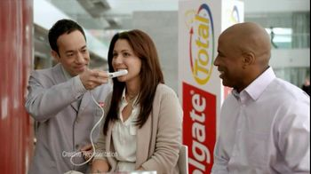 Colgate Total TV Spot, 'Mouth Scan'
