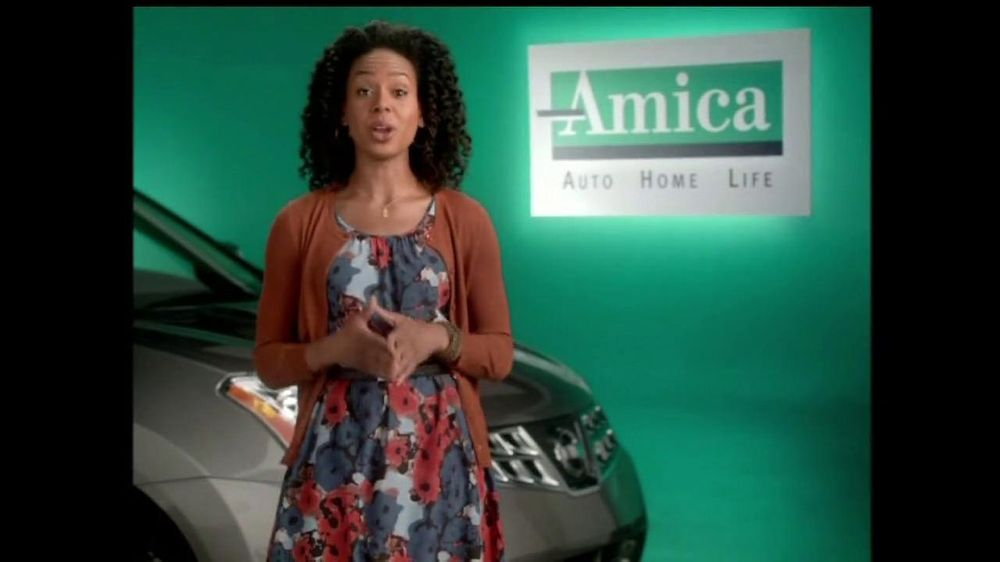amica mutual insurance company tv commercial for car insurance. Black Bedroom Furniture Sets. Home Design Ideas