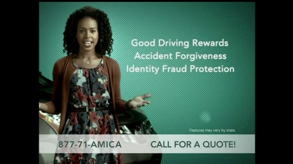 Amica mutual insurance company tv commercial for car for Is amica insurance good