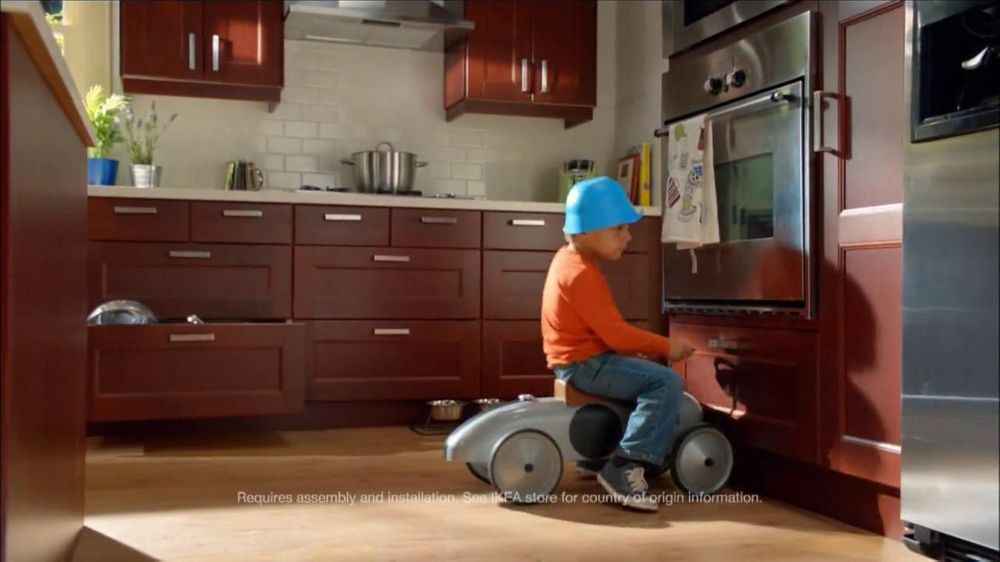 IKEA TV Spot, 'Leo-Proof' - Screenshot 4