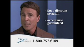 Encore Dental TV Spot For Dental Insurance - Thumbnail 4